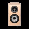 Antigua MC170 speaker in light oak, front view