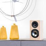 Antigua MC170 coaxial bookshelf speaker from Cabasse